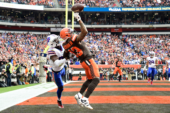 Tnf Fantasy Preview Pittsburgh Steelers Vs Cleveland Browns